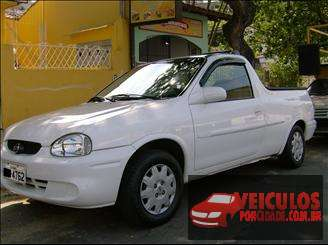 CORSA 1.6 USADO EM VIT�RIA MPFI ST CS PICK-UP 8V GASOLINA 2P MANUAL 2002/2003