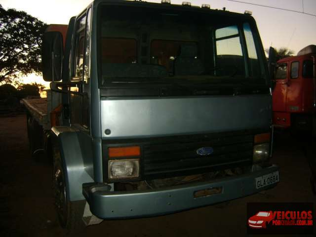 Ford Cargo 1517 Osvaldo Cruz-SP