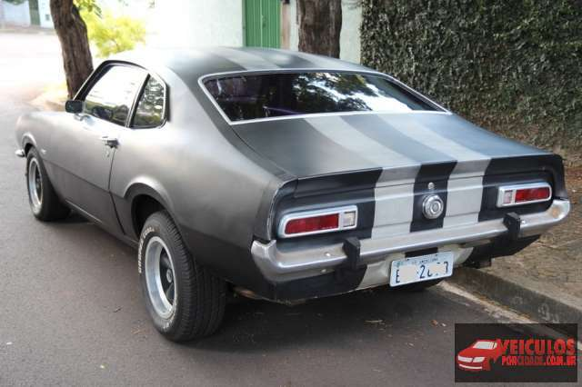 Ford Maverick Super Coupé Americana-SP