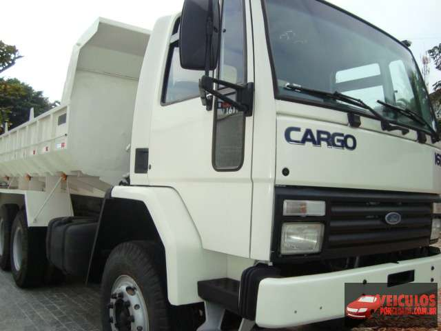 Ford Cargo 1617 Usado Guarujá-SP