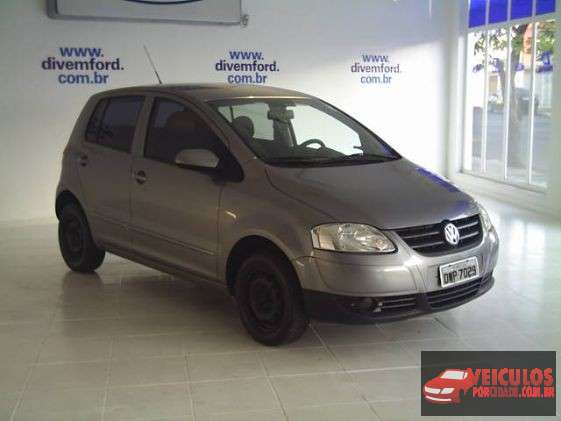 Volkswagen Fox Usado City 1.0 8V (flex) Cinza Itapira-SP
