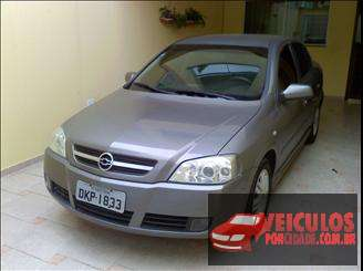 ASTRA USADO EM SANTO ANDRÉ 2.0 MPFI CD SEDAN 8V GASOLINA 4P MANUAL 2003/2004