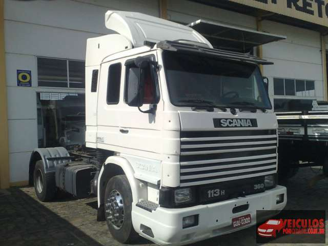 Scania R113 - 320 Usado Lages-SC